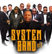 SYSTEM BAND#1 DOUBLE SINGLE RELEASE